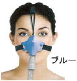 画像1: 【スリープウィーバーマスク】全てのパーツが繊維で、米国社製独自のカラーバリエがうれしい!柄物も。 CPAP用マスク★全国宅配送料無料★