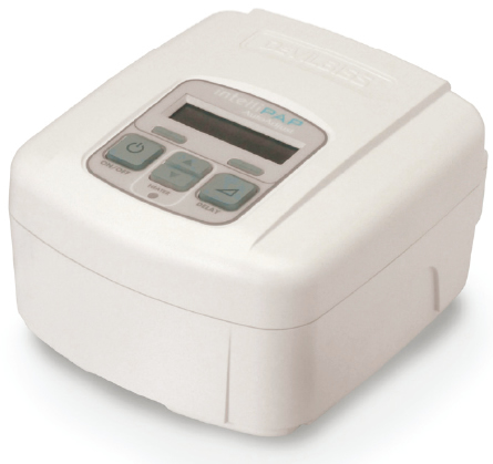 オートアジャストモード搭載CPAP IntelliPAP インテリパップ